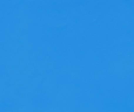 DM412 Himmelblau matt geprägt