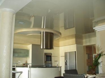 Lackspanndecken Küchen_4